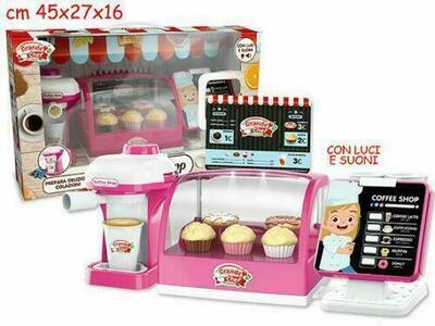 Coffee Shop - Prepara deliziose colazioni con luci e suoni - Teorema 66617 - 3+