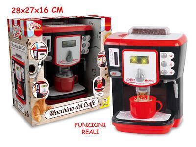 Macchina del Caffé con funzioni reali - Grande Chef 66504 - 3+