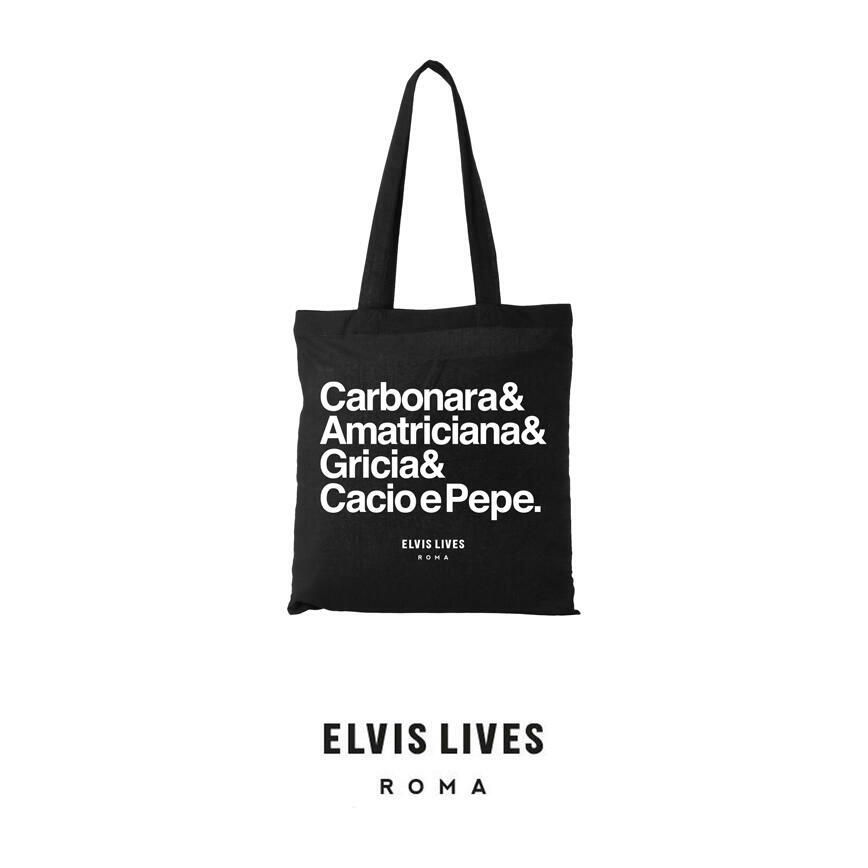 Elvis Lives Shopper Classiche