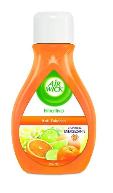 Airwick Deo Filtro Attivo - Antitabacco - Agrumi 375ml