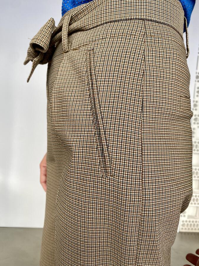 Pantaloni fiocco