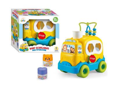 Baby Scuolabus multifunzione -GoGo 66973 - 18+ mesi