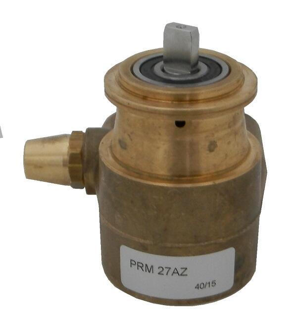 Pompa volumetrica corta Nuert ottone 270L