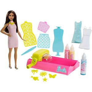 Barbie Magic Color Station Crayola - Mattel FPW11 - 5+