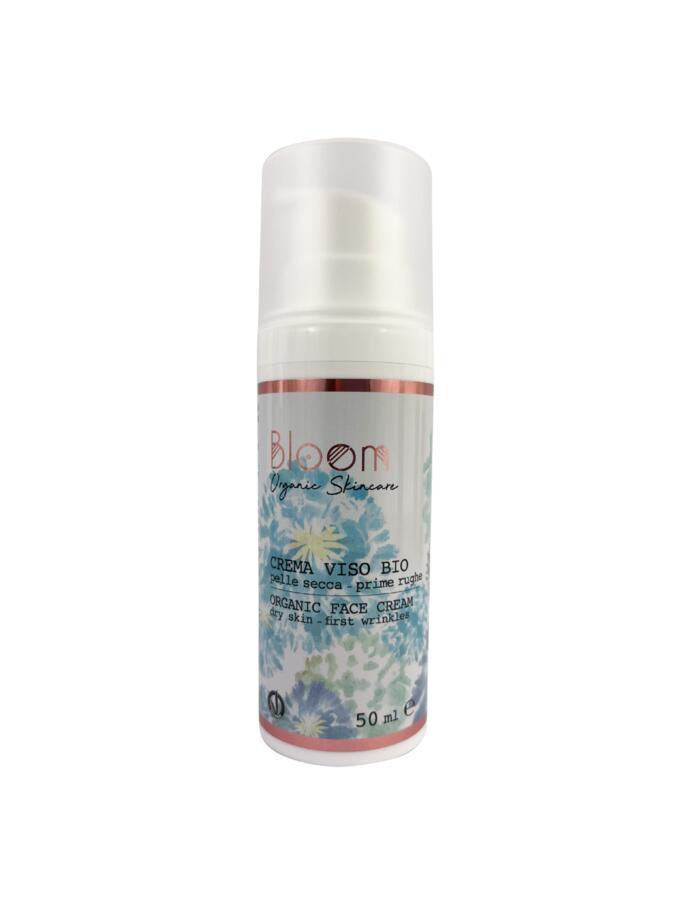 Bloom Crema Viso Bio Pelle Secca