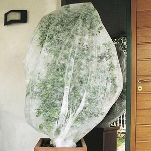 Telo Cappuccio TNT Bianco 1,5x1,8 mt 17 gr Confezione 3 pz Verdelook