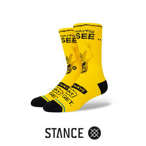 Stance What You Get