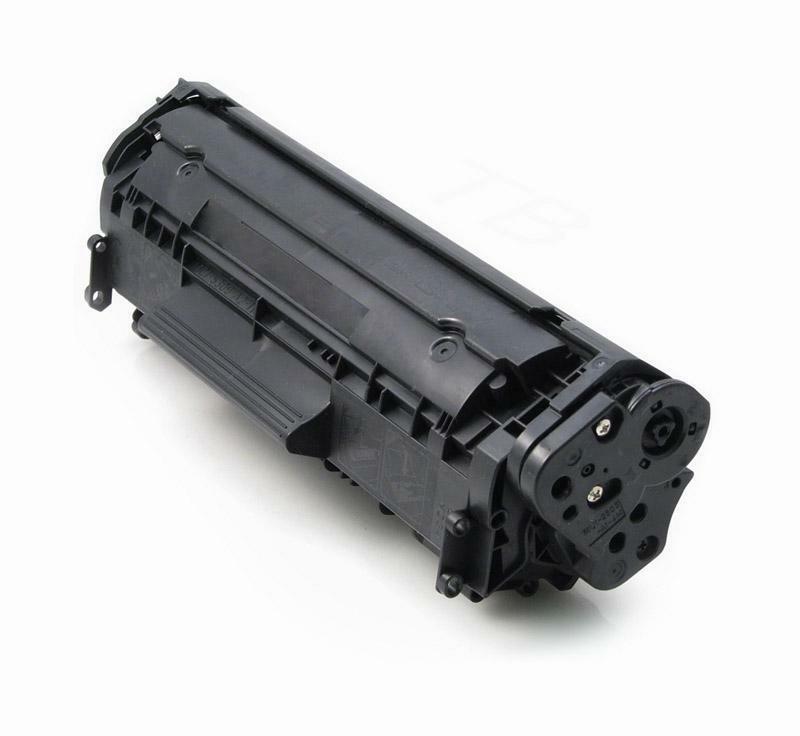TONER COMPATIBILE Q2612A/FX10 - LBP 2900, HP 1010, M1005 DA 2.0000 COPIE NERO