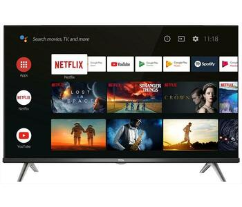 """TV 32"""" TCL MOD. 32S615 HD READY DVB-T2/S2 SMART ANDROID"""