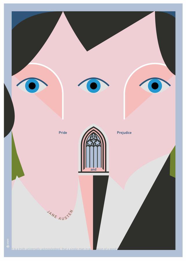 Jane Austen Orgoglio e Pregiudizio