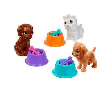 Barbie Team Stacie e i cuccioli playset - Mattel GFF48 - 3+