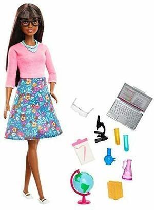 Barbie Insegnate American - Mattel GDJ35 - 3+