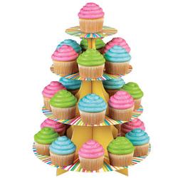 stand cupcakes wilton  cartone multicolore