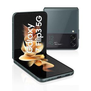 "SAMSUNG SM-F711B GALAXY Z FLIP 3 8+128GB 1.9""/6.7"" 5G GREEN DS TIM"