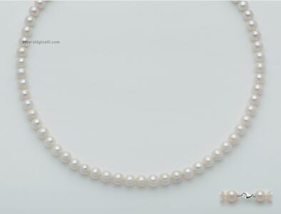 pcl5429v Girocollo di Perle Miluna -