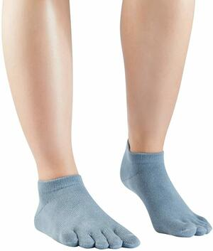Calzini Knitido Essentials Sneakers, Blue Gray