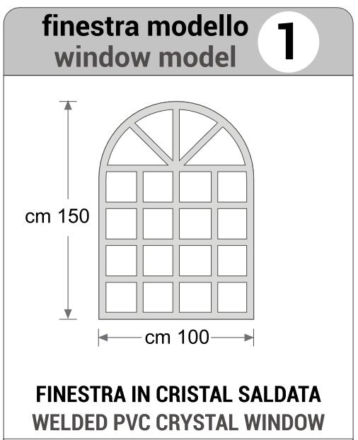 FINESTRA MOD. 1