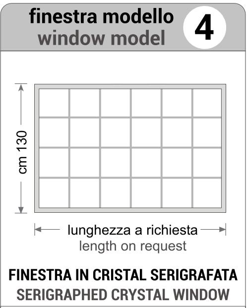FINESTRA MOD. 4
