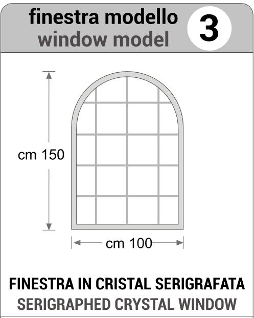 FINESTRA MOD. 3