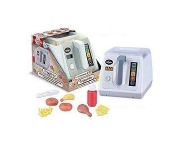 Friggitrice giocattolo con funzioni reali - Grande Chef 74183 - 3+