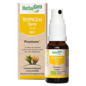 Herbalgem - Respigem spray Bio