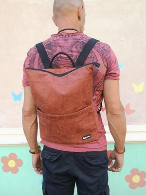 "Backpack ""Raffaello"" freedom"