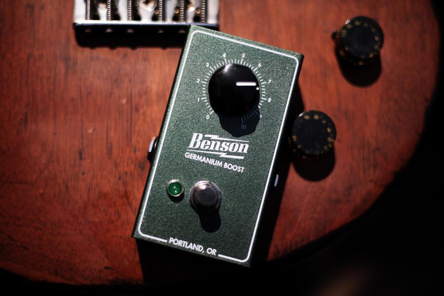 Germanium Boost - Benson Amps