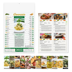 "100 Calendari 2022 ""Gastronomia"""
