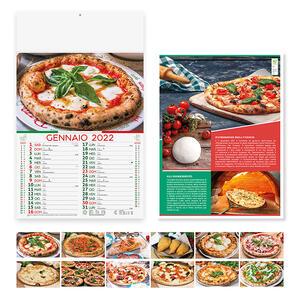 "100 Calendari 2022 ""Pizza"""