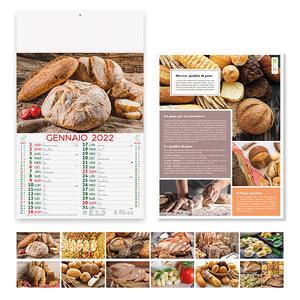 "100 Calendari 2022 ""Pane & Pasta"""