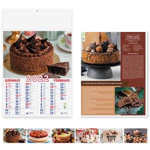 "100 Calendari 2022 ""Dolci"""