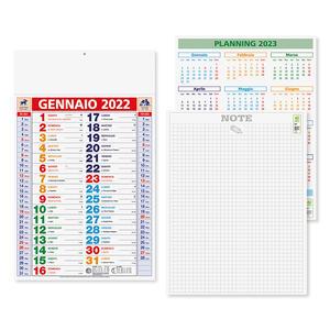"""100 Calendari 2022 olandese """"MULTICOLOR"""""""