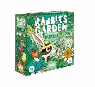 Puzzle Rabbit's Garden