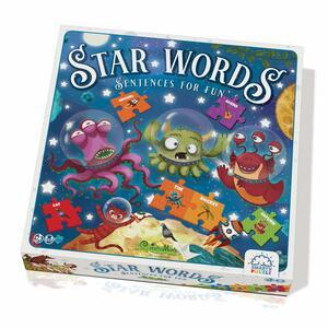 Star Words - Sentences for fun