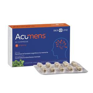 ACUMENS  Bios Line  -  Integratore per la memoria