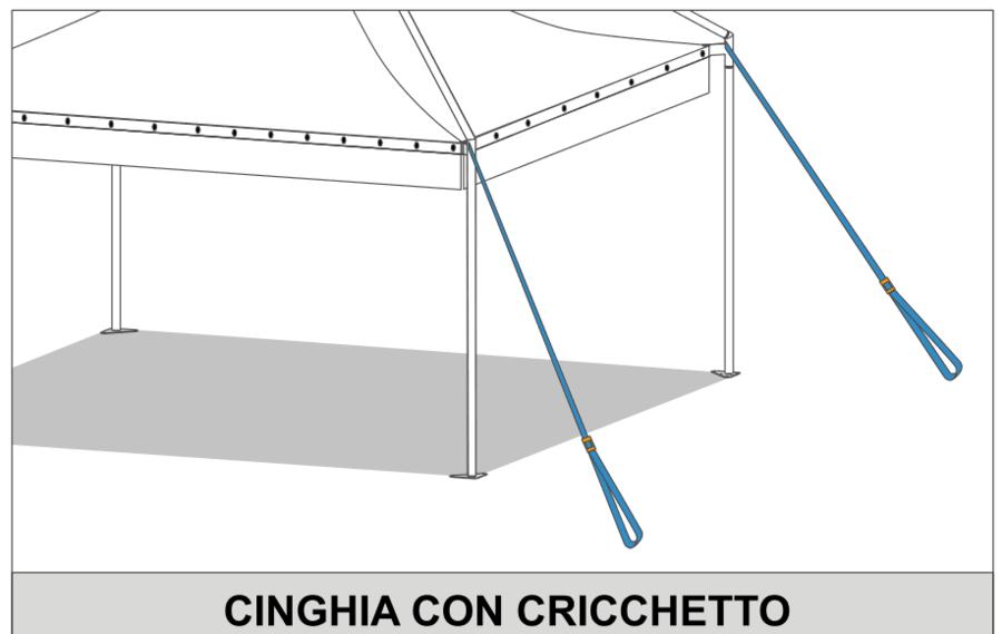 CINGHIA CON CRICCHIETTO 1PZ.