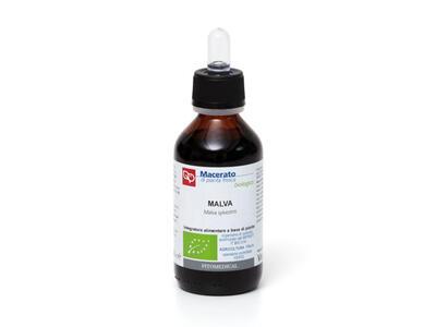 Fitomedical - Malva Macerato da pianta fresca bio 100ml
