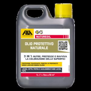 Fila Natureoil Olio Protettivo Naturale Prodotto 3 In 1 - Nutre In Profondità da 5 lt
