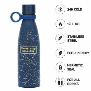 Hot&Cold - Bottiglia Termica 500 ml - STARS