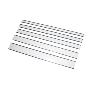 Blister 20 etichette magnetiche 30x100mm scrivibili e cancellabili Markin