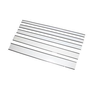Blister 20 etichette magnetiche 40x100mm scrivibili e cancellabili Markin