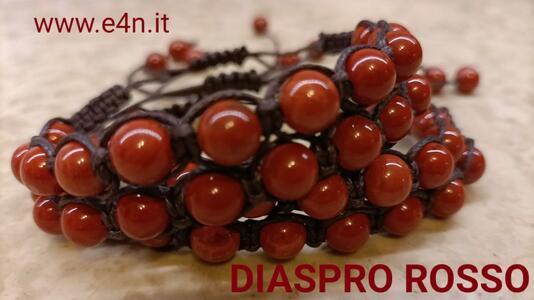 SHAMBALLA DIASPRO ROSSO