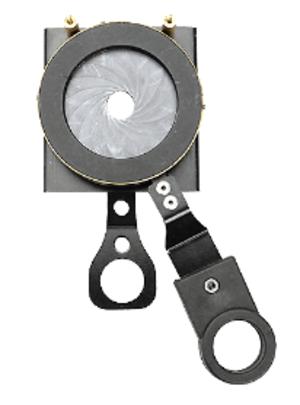 DTS IRIS / DIAPHRAGM per PROFILO LED 80/120