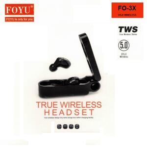 Auricolari Wireless TWS Bluetooth 5.0 FOYU FO-3X