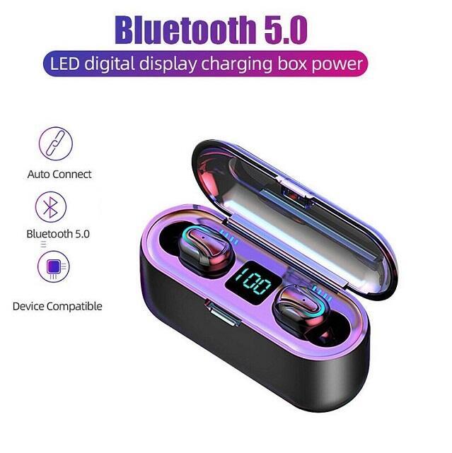 Cuffie intrauricolari Bluetooth 5.0 FOYU FO-12X