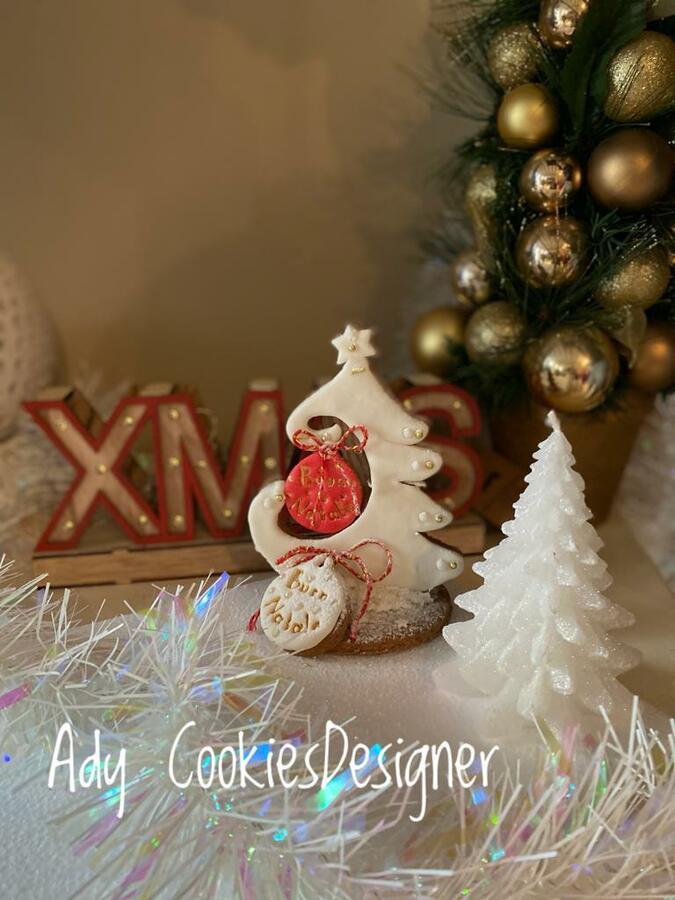 Formina Tagliapasta Albero natalizio