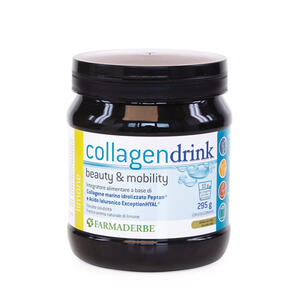 Farmaderbe - Collagen drink limone
