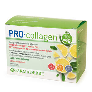 Farmaderbe - Pro Collagen Veg