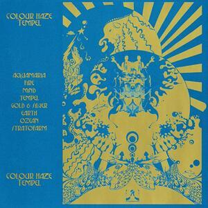 COLOUR HAZE  - TEMPEL - LP (Elektrohasch)