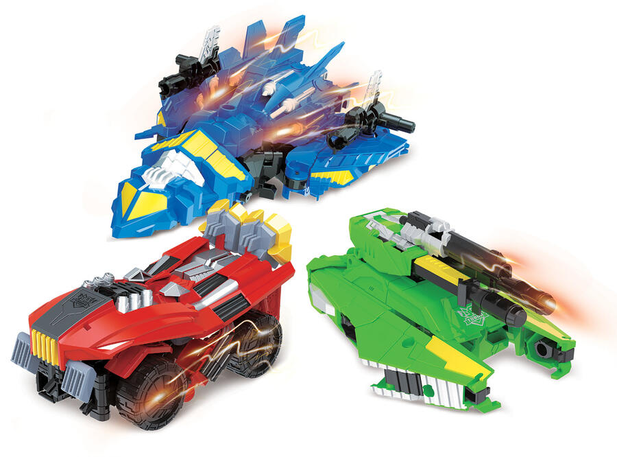Mega Team Robots Assortito - RSTA  10730 - 3+